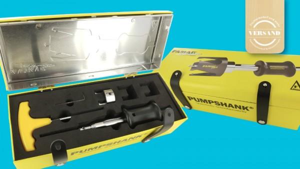 FAMAG Pumpshank Schnellauswerferschaft, inkl. einem Adapter
