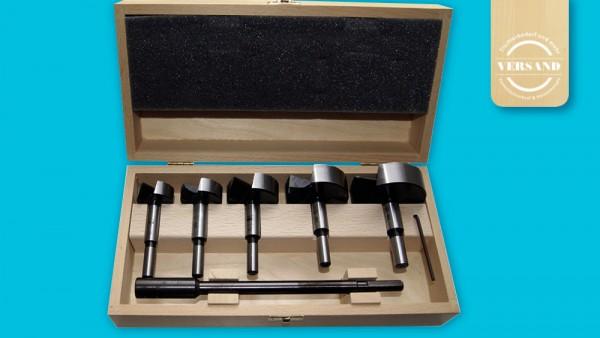 Fisch® Wavecutter Set 6-teilig inkl. Verlängerung